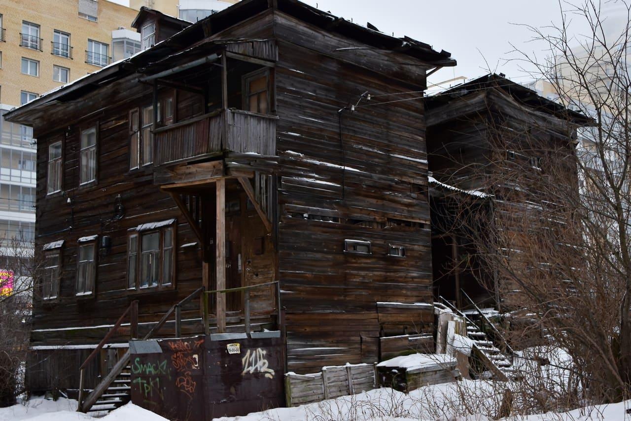 Аварийное жилье в Архангельске: компенсация за непереселение
